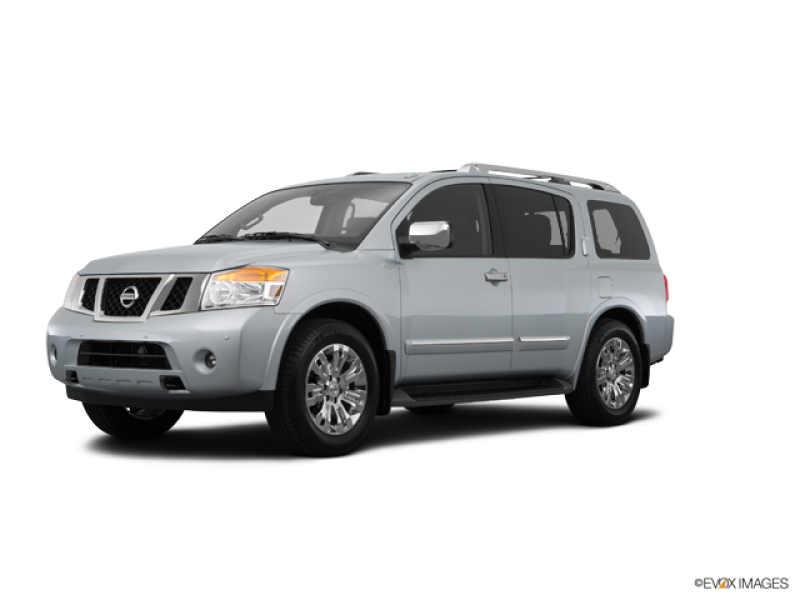 2015 Nissan Armada Platinum 1 CarSoup