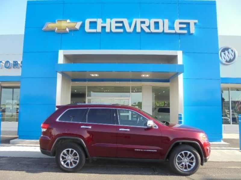 2016 Jeep Grand Cherokee 1 CarSoup