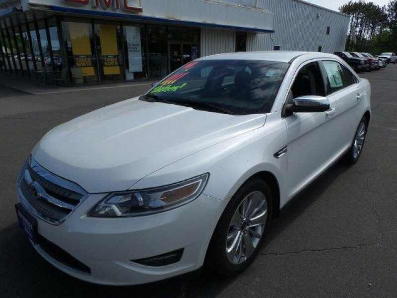 2010 Ford Taurus Limited 1 CarSoup