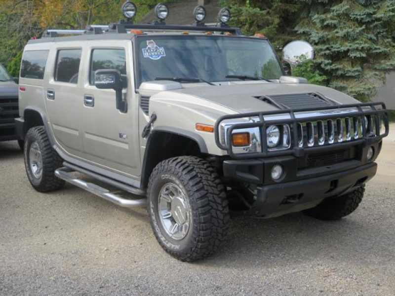 2003 Hummer H2 Base 1 CarSoup