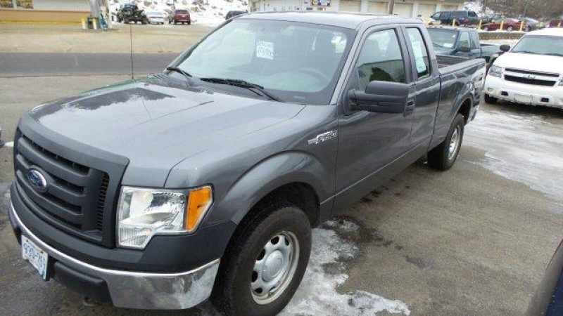 2010 Ford F-150 XL 1 CarSoup