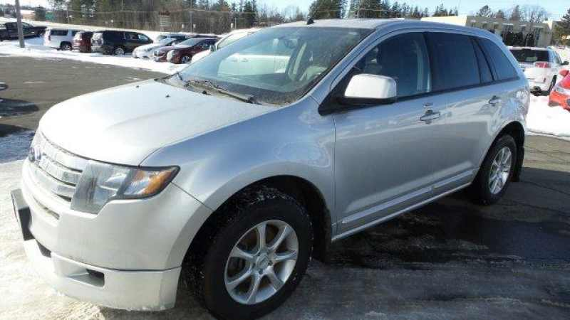 2010 Ford Edge Sport 1 CarSoup