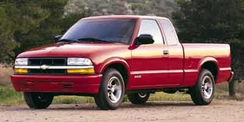2001 Chevrolet S10 Base 1 CarSoup
