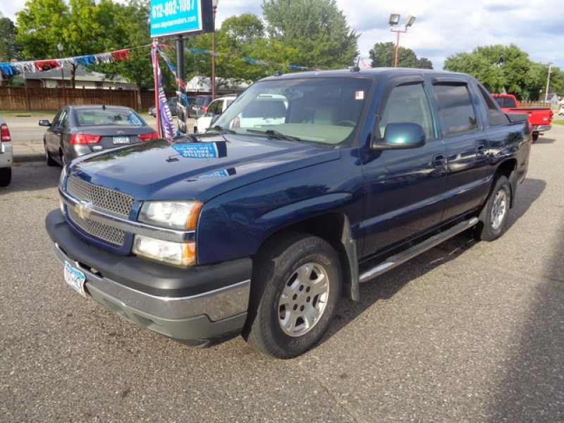 2005 Chevrolet Avalanche 1500 4WD 1 CarSoup