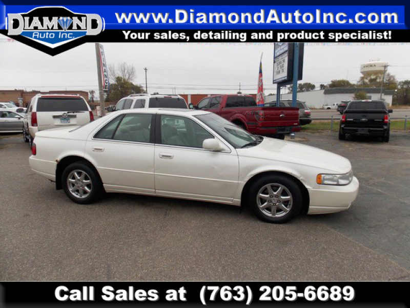 2002 Cadillac Seville SLS 1 CarSoup