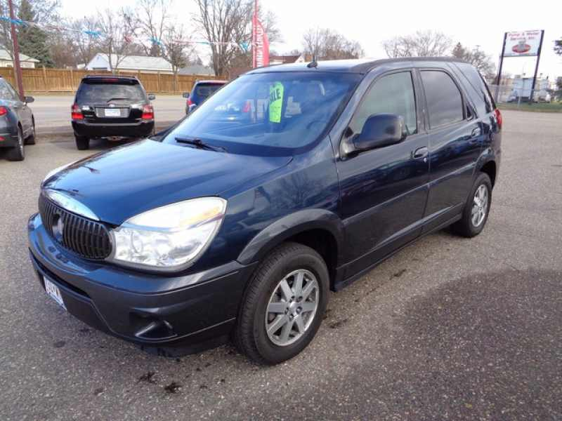 2004 Buick Rendezvous CX 2WD 1 CarSoup