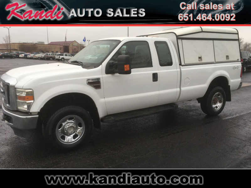 2008 Ford F-350 SD XLT Supercab Long Bed 4WD 1 CarSoup