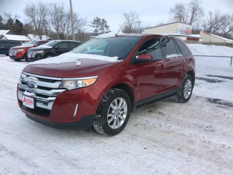 Ford Edge Used >> 2014 Used Ford Edge Sel Fwd 14 995 Near Aitkin Mn 56431 Carsoup