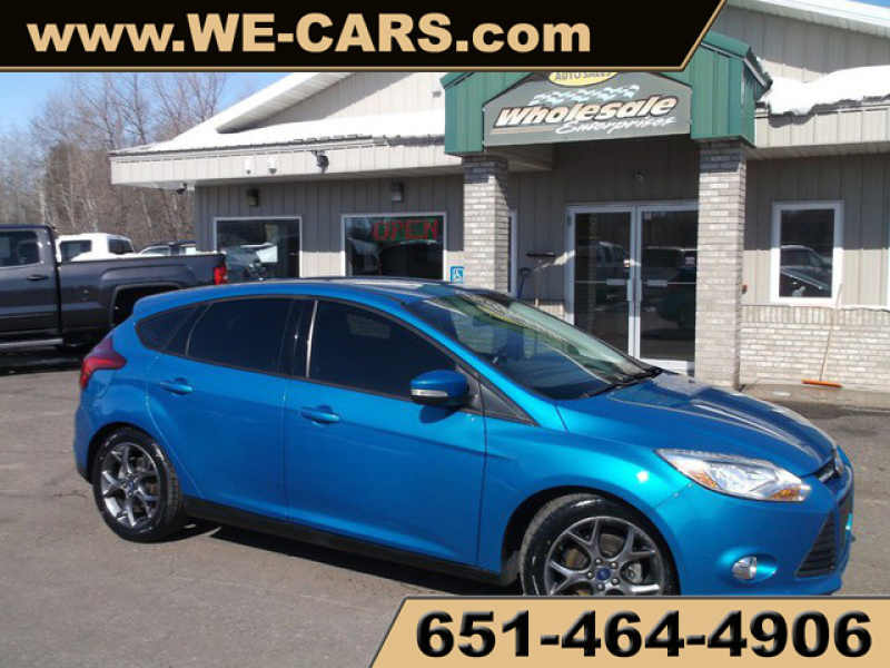 2013 used ford focus se hatch $7,950 near forest lake mn 55025 | carsoup