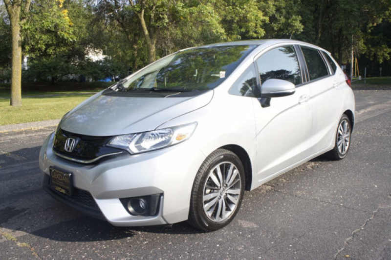 2015 Honda FIT EX  ONE OWNER 1 CarSoup