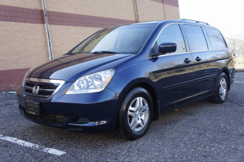 2007 Honda Odyssey EX-L EXL ONE OWNER 1 CarSoup