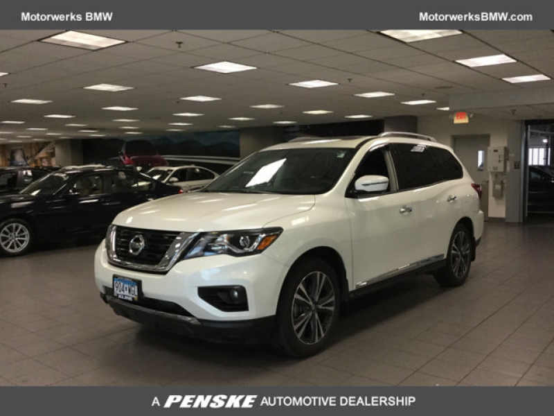 2017 Nissan Pathfinder S 1 CarSoup