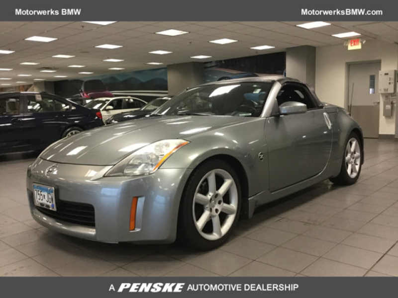 2005 Nissan 350z Touring 1 CarSoup