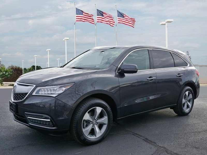 2015 Acura MDX SH-AWD 4dr 1 CarSoup