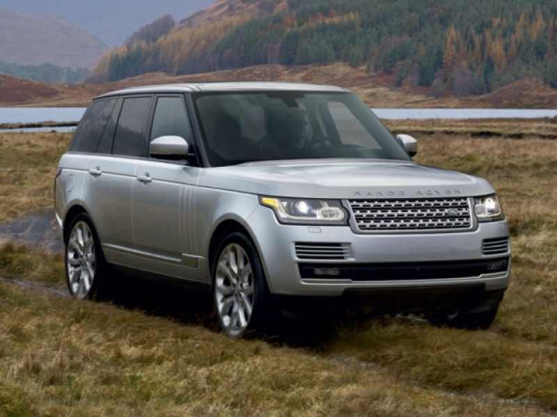 Used 2016 Land Rover Range Rover 9 CarSoup