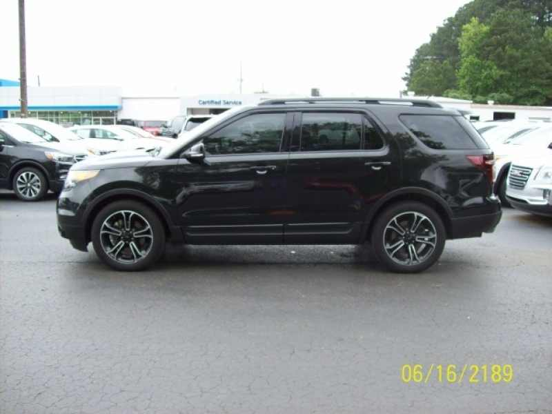 Used 2015 Ford Explorer 6 CarSoup