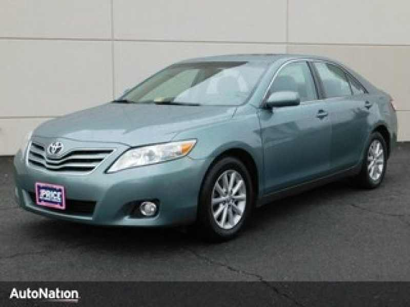 2011 Toyota Camry SE 1 CarSoup