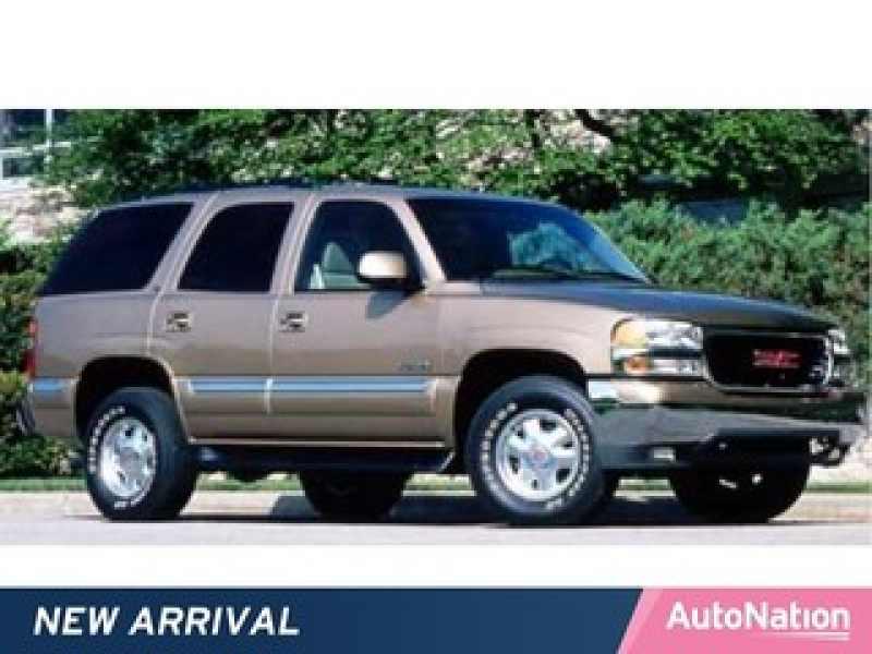 2000 GMC Yukon SLE 4WD 1 CarSoup