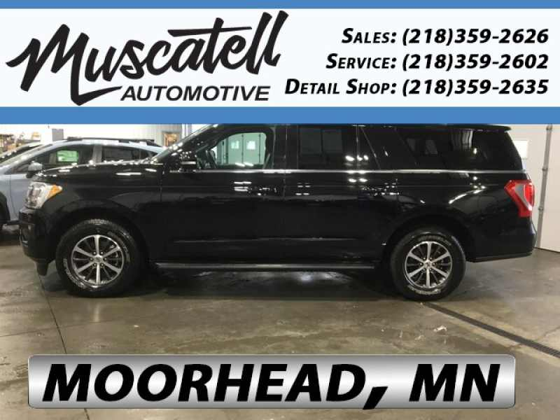 2019 Used Ford Expedition Xlt 47990 Near Moorhead Mn 56560 Carsoup