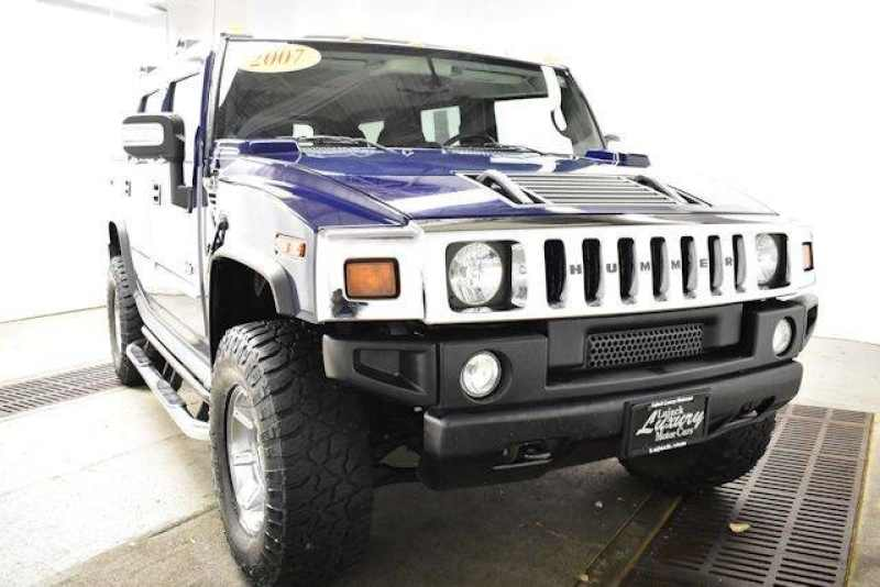 2007 Hummer H2 Base 1 CarSoup