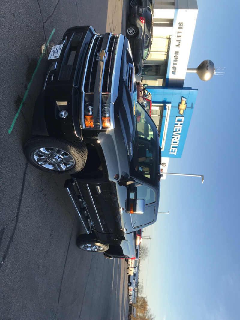 2018 Chevrolet Silverado 2500hd High Country 1 CarSoup