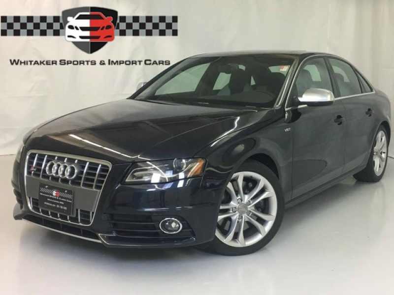 2012 Audi S4 Premium Plus Quattro 1 CarSoup