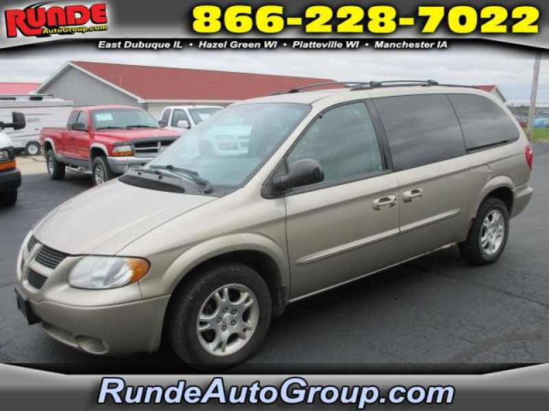 2003 Dodge Grand Caravan Sport 1 CarSoup