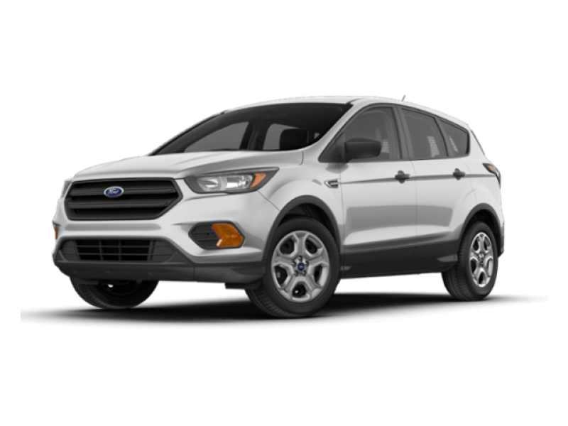 2018 Ford Escape S 1 CarSoup