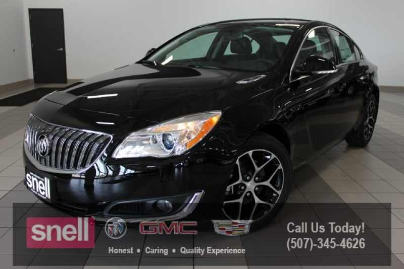 2017 Buick Regal Sport Touring 1 CarSoup