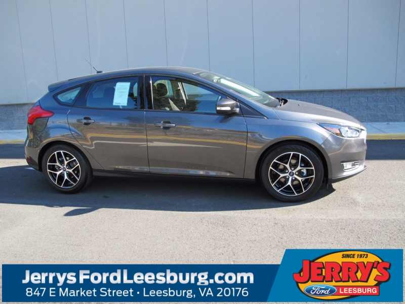 2018 Ford Focus SEL 1 CarSoup