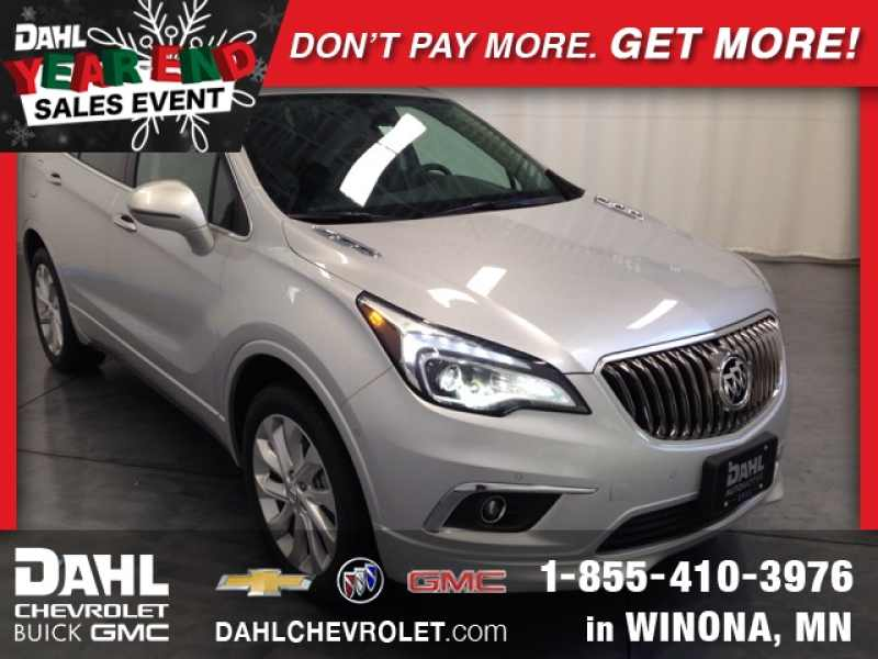 New 2017 Buick Envision 3 CarSoup