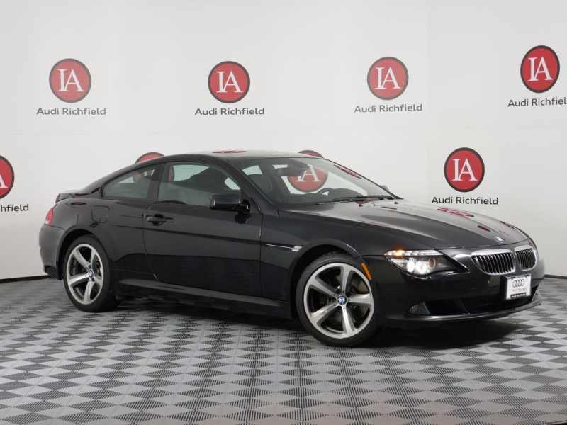 Used 2010 BMW 6 Series 2 CarSoup