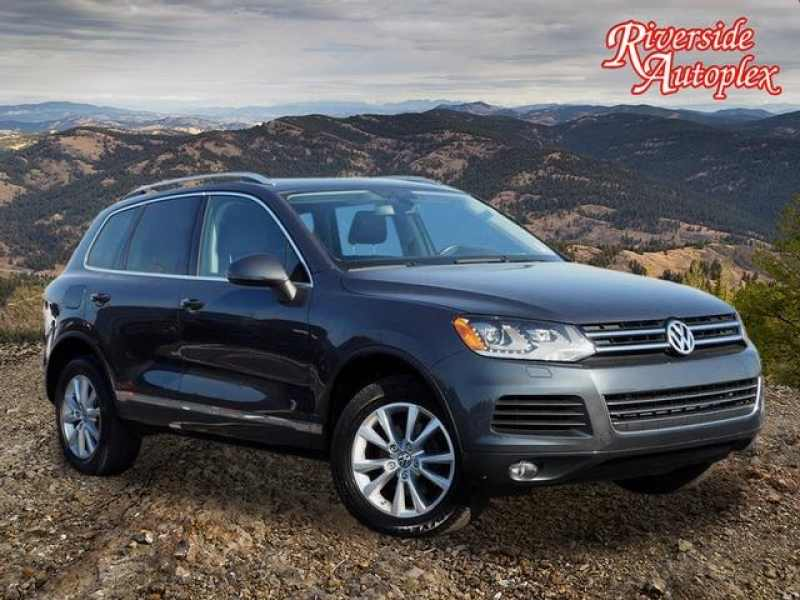 Used 2014 Volkswagen Touareg 3 CarSoup