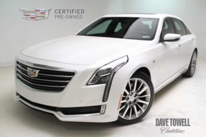 Used 2016 Cadillac CT6 3 6L Premium Luxury