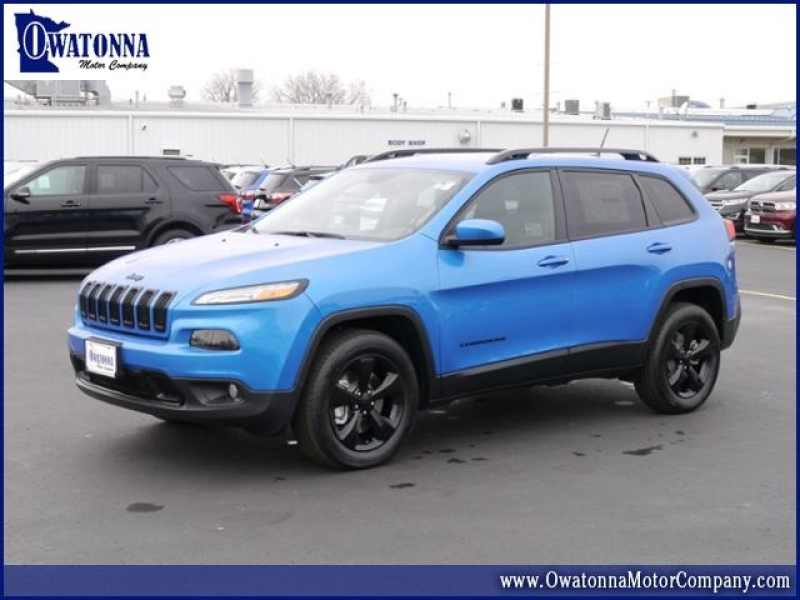2018 Jeep Cherokee Latitude 1 CarSoup
