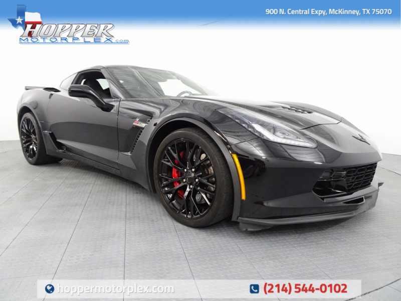 2016 Used Chevrolet Corvette Z06 66 392 Near Mckinney Tx 75070 Carsoup