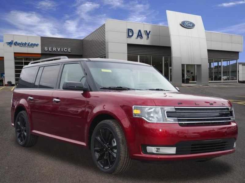 2018 Ford Flex SEL 1 CarSoup