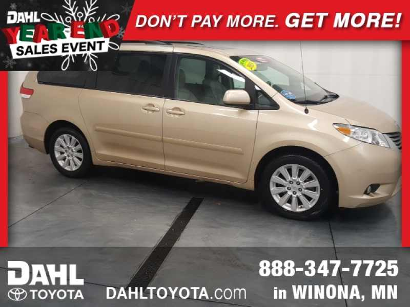 Used 2013 Toyota Sienna 7 CarSoup