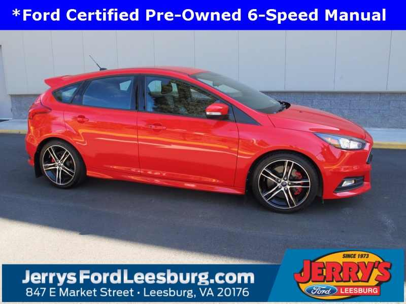 2016 Ford Focus ST ST 1 CarSoup