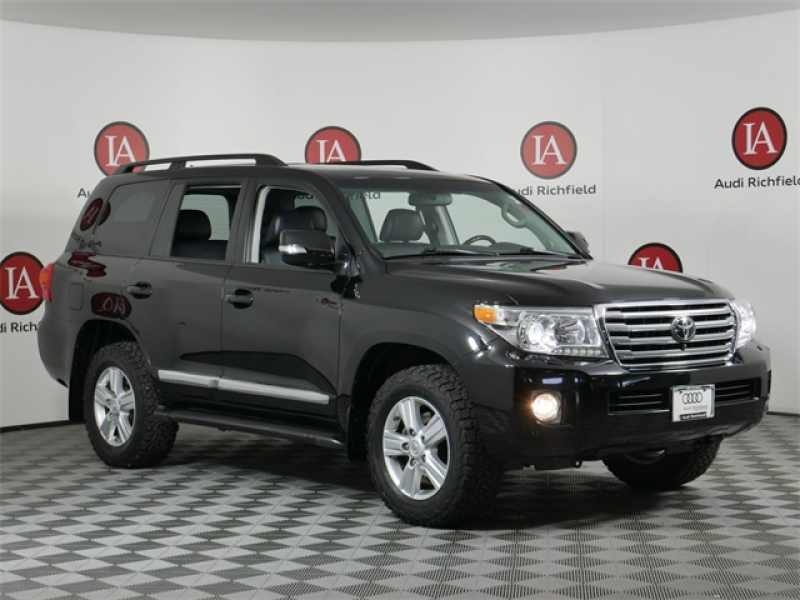Used 2015 Toyota Land Cruiser Base