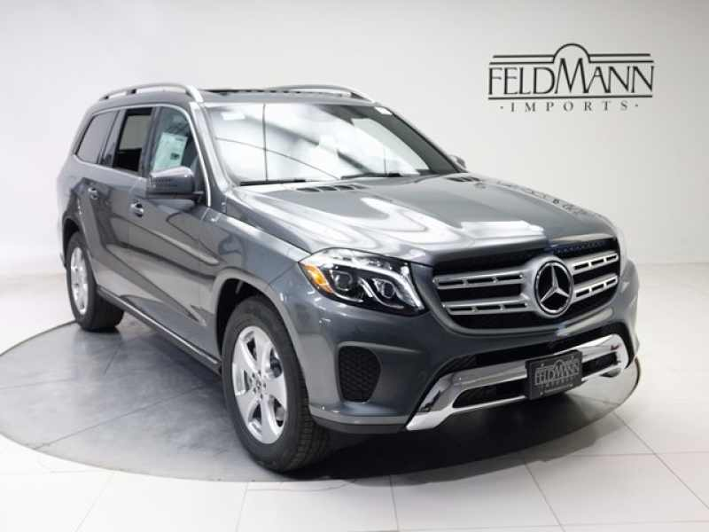 Used 2017 Mercedes-Benz Gls-Class 8 CarSoup