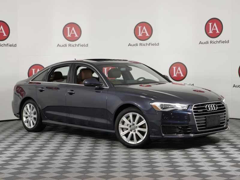 Used 2016 Audi A6 3 CarSoup
