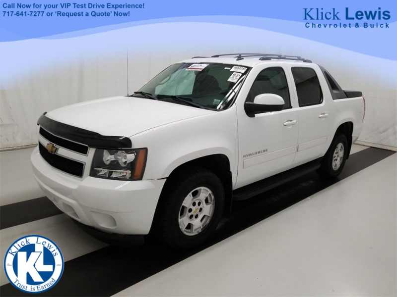 Used Chevrolet Avalanche Cars For Sale Near Elizabethtown PA - Klick lewis car show