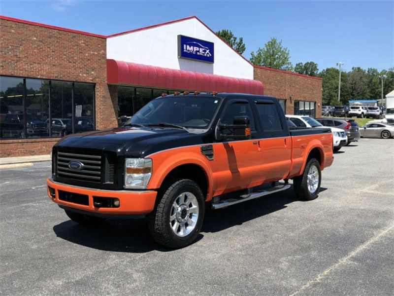 2008 Used Ford F 250 Lariat 15 650 Near Greensboro Nc 27407 Carsoup