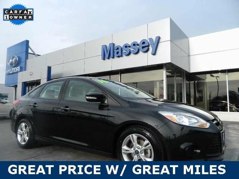 Used 2014 Ford Focus 11 CarSoup
