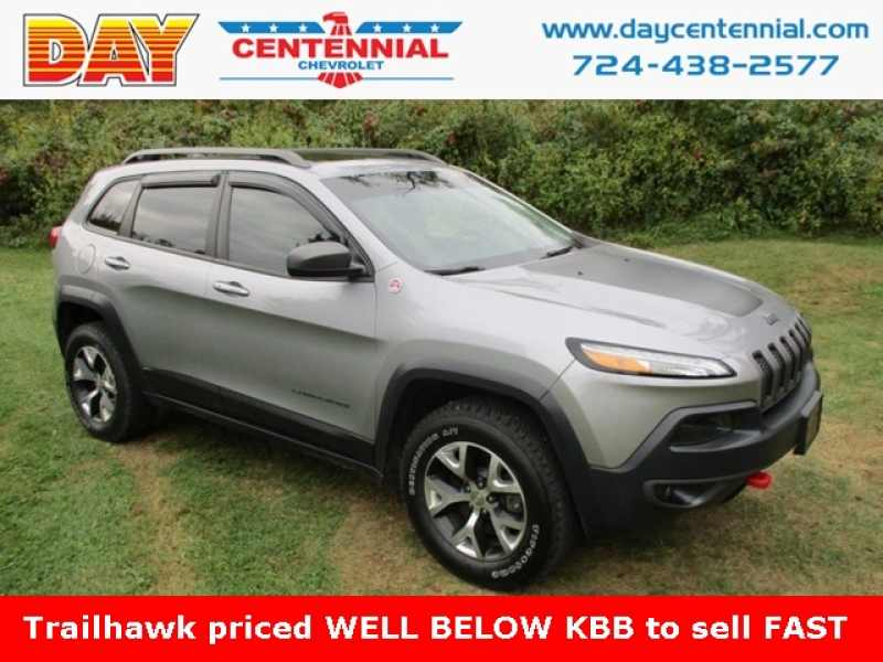 2014 Jeep Cherokee Trailhawk 1 CarSoup