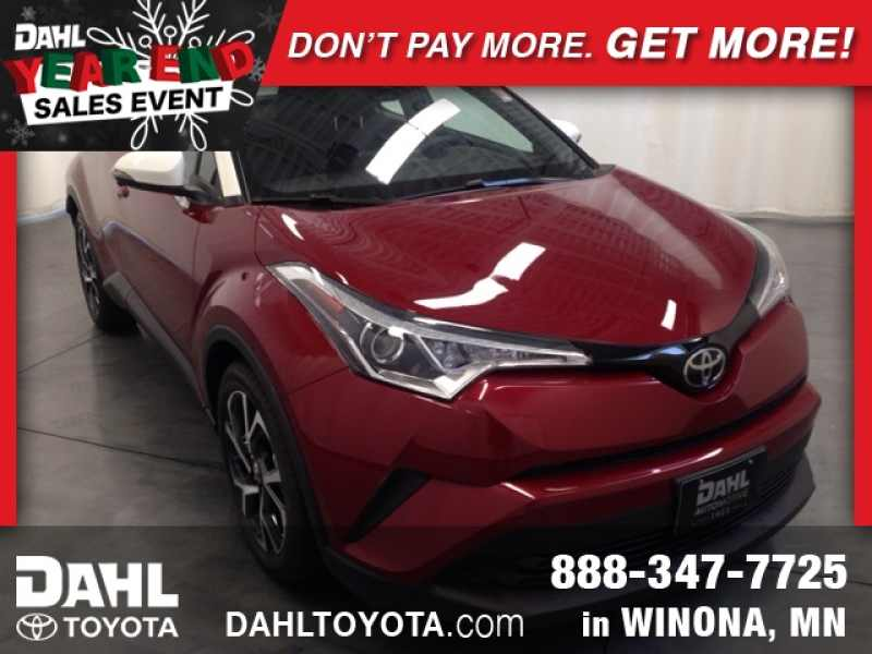 New 2018 Toyota C-Hr 2 CarSoup