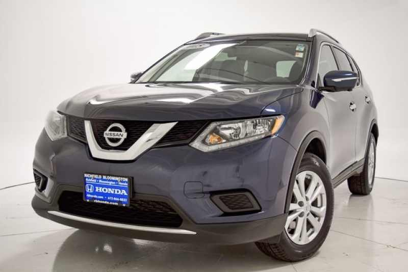 2015 Nissan Rogue SV 1 CarSoup