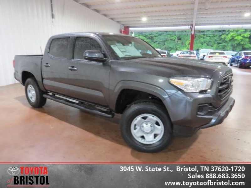 Toyota Bristol Tn >> Used 2019 Toyota Tacoma Sr