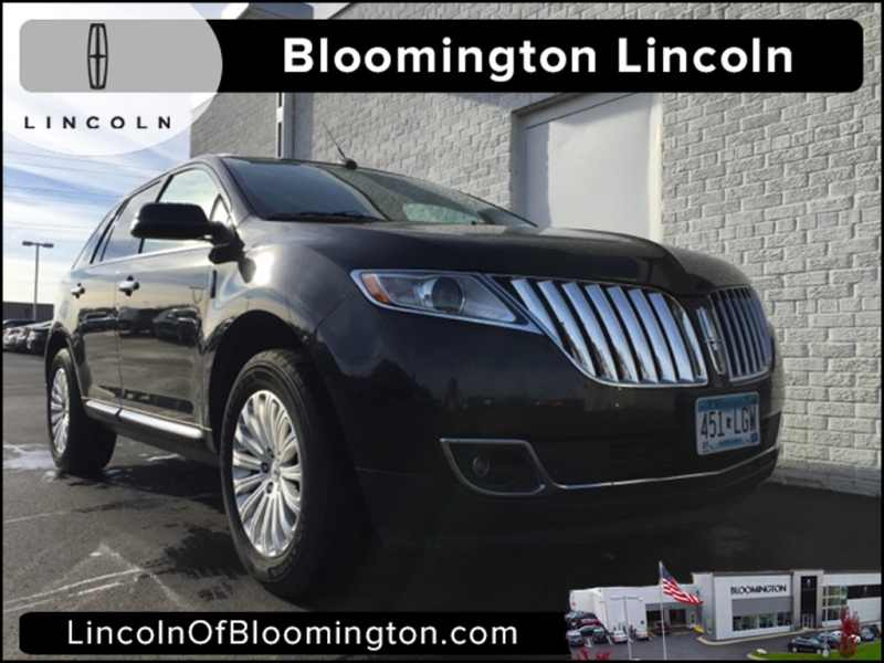 2013 Lincoln MKX Base 1 CarSoup